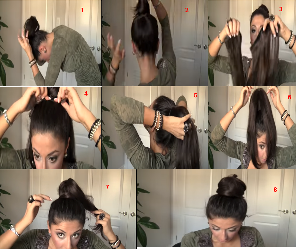 Untitled-1 How to Wear Extensions-Step by Step Guide for Beginners