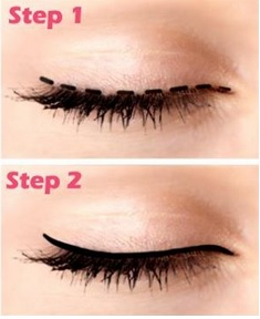 dashes How to Wear Eyeliner for Beginners-Tutorial (Pics and Videos)