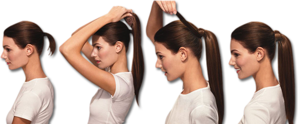 fitting_guide_4up How to Wear Extensions-Step by Step Guide for Beginners