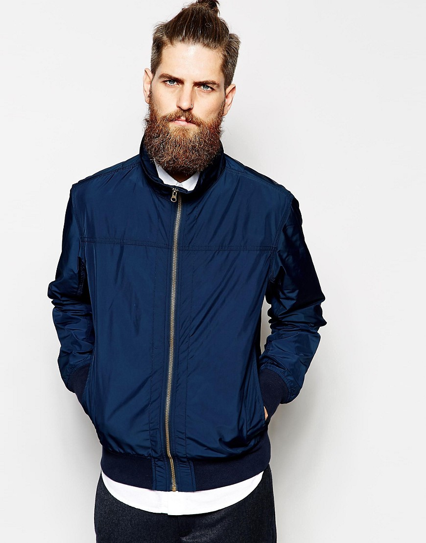 nylon-1 How to Wear Bomber Jacket Men-18 Outfits with Bomber Jackets