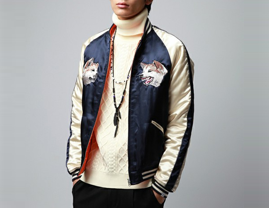 onwoolentop-1 How to Wear Bomber Jacket Men-18 Outfits with Bomber Jackets
