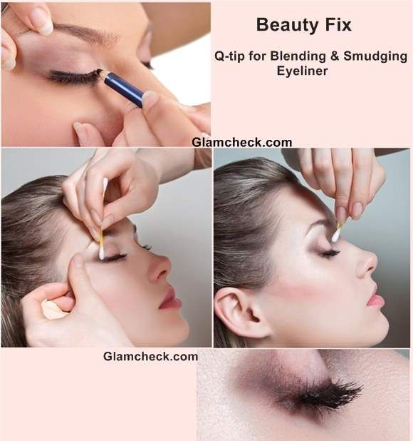 smudge How to Wear Eyeliner for Beginners-Tutorial (Pics and Videos)