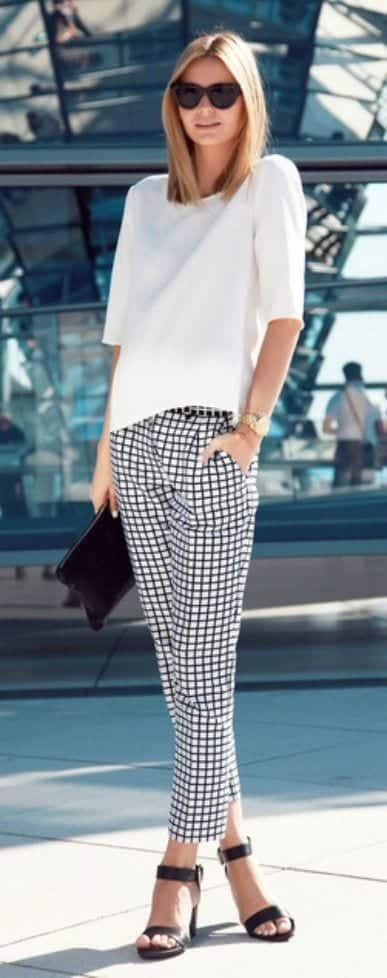 women outfit with white shirt7