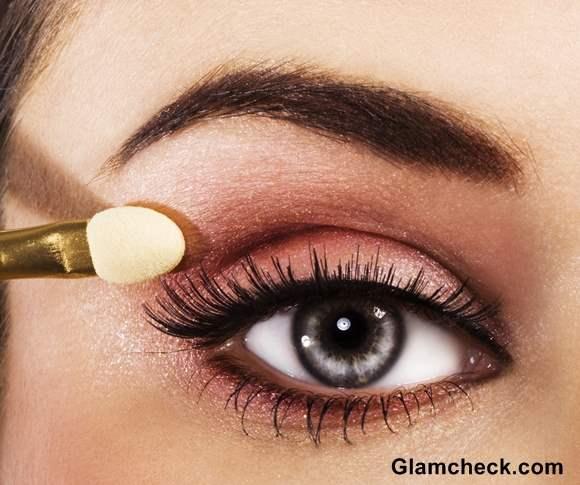 eye makeup and lenses