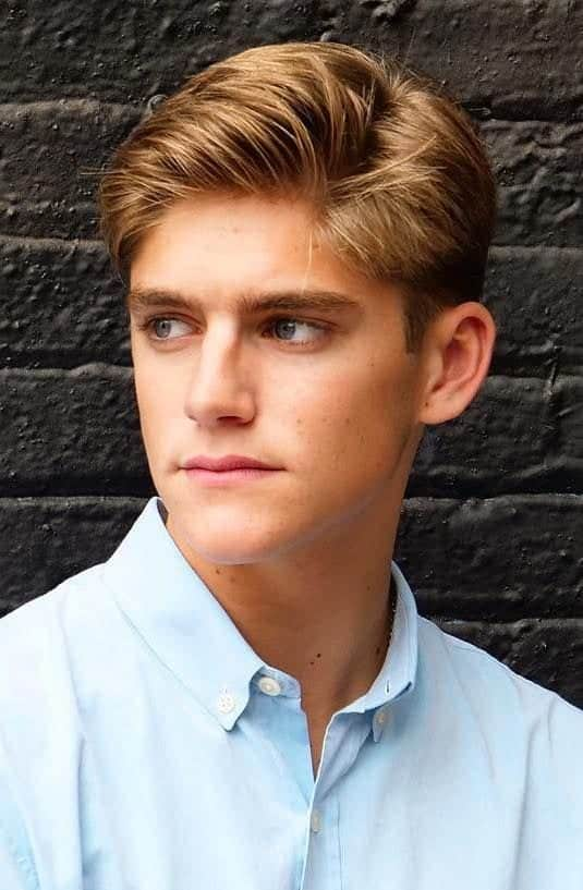 Cute Hairstyles for Teen Boys 30 Latest Trends to Follow